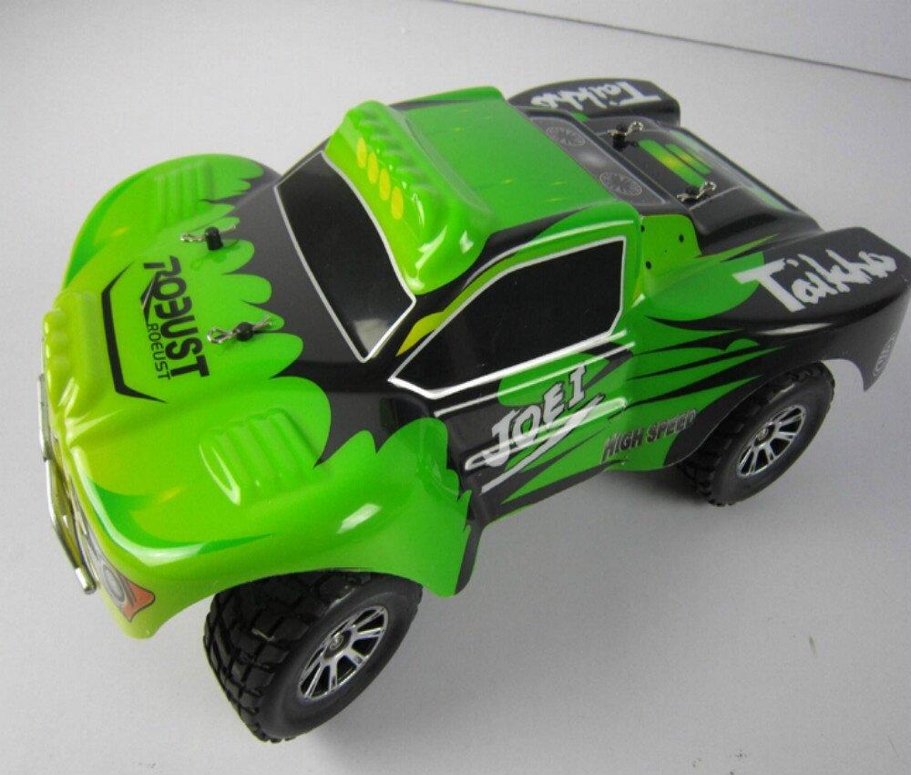 Rc Trucks Green : Wl toys a rc truck green lazada malaysia