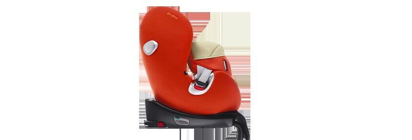 Alternative - forward facing - For children from 9-18 kg
