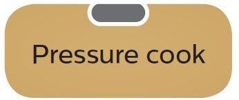 Pressure cook with various direct menu buttons
