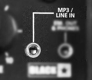 Blackstar - mp3 Line in Cropped