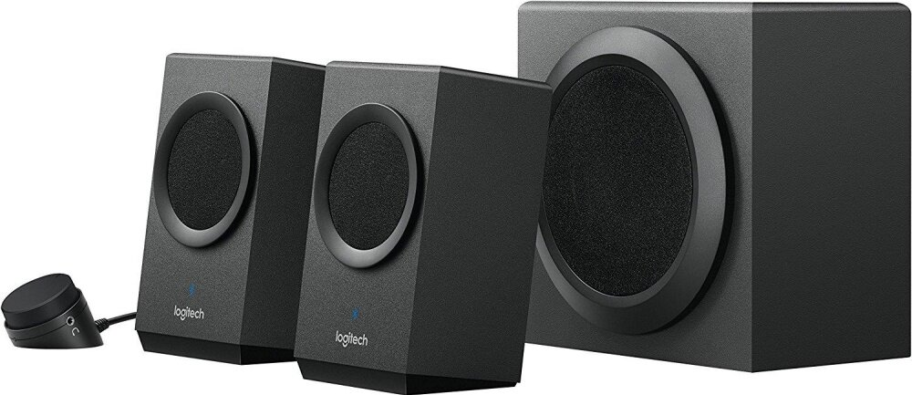 Logitech Z337 Bold Sound w Bluetooth 2.1 Speaker System - 980-001275