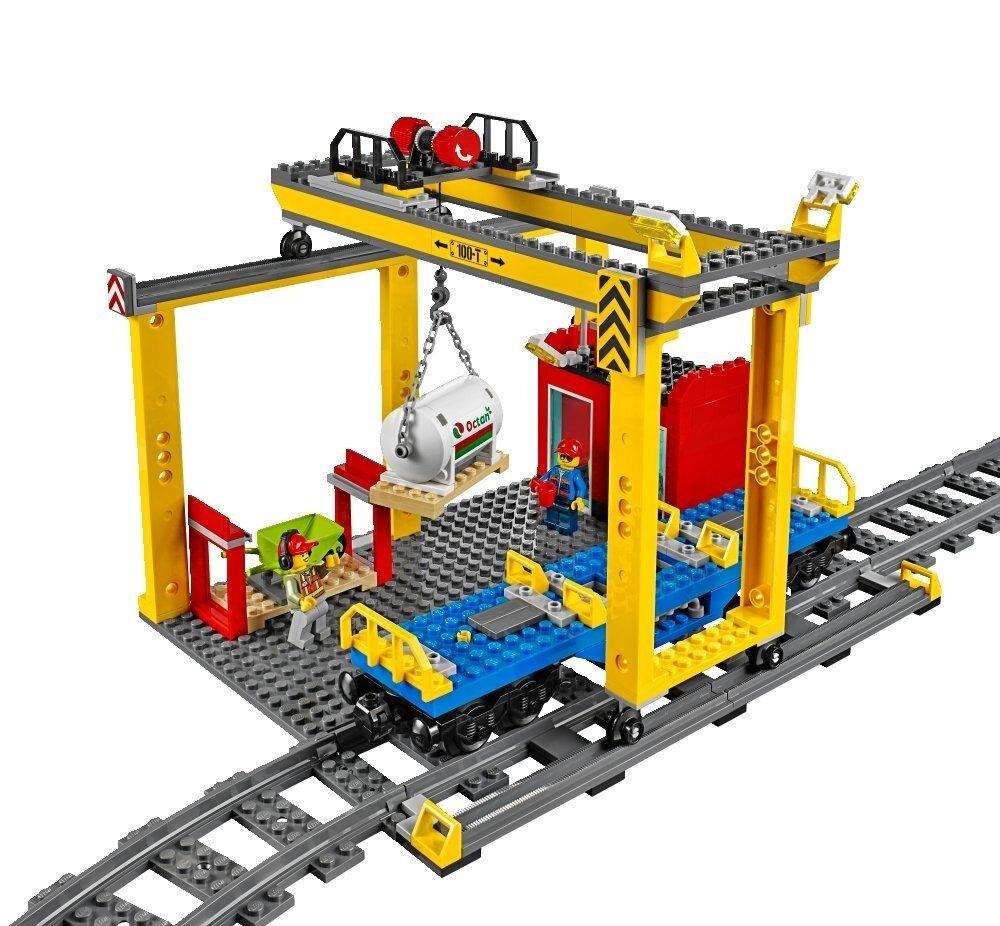 train fever how to do cargo