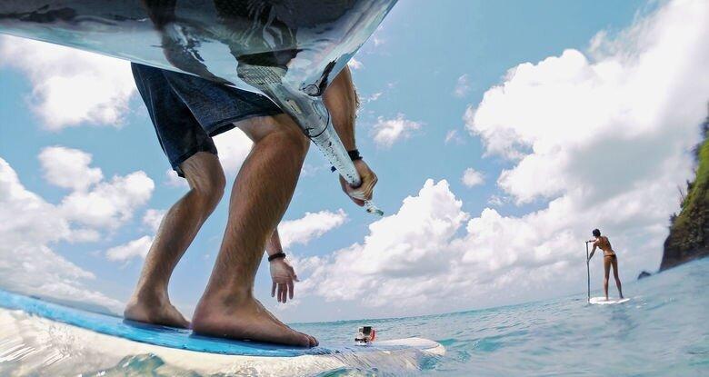 Floaty Backdoor