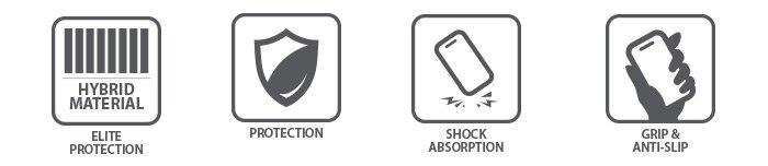 Spigen Slim Armor LG G3 Case - Gunmetal