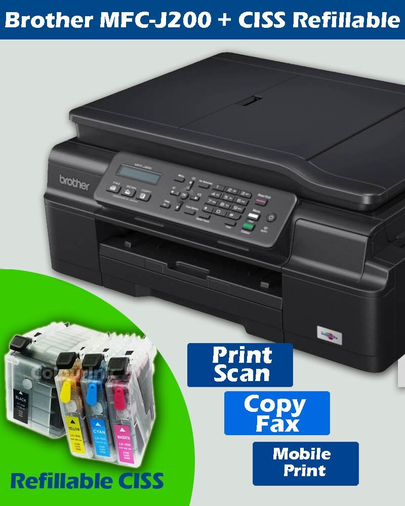 Brother Fax mfc 255cw Manual