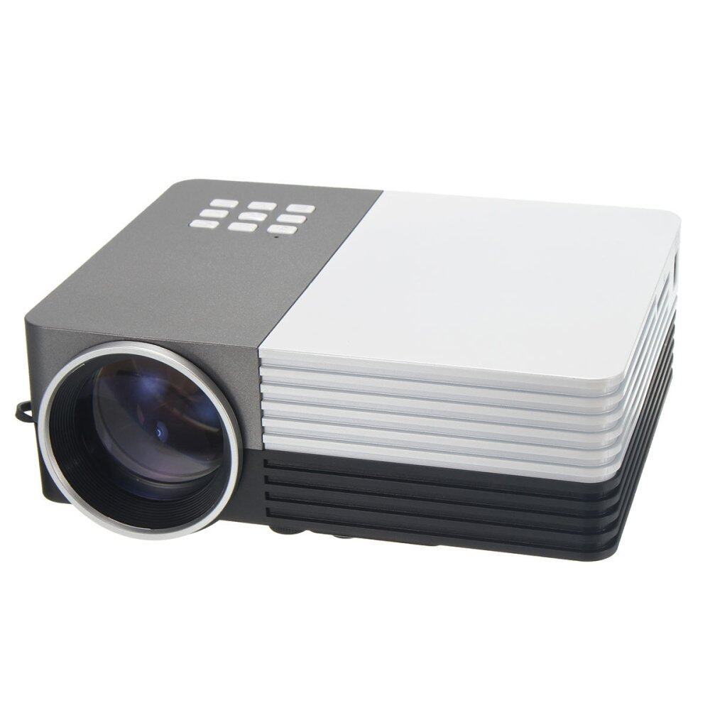 Gm50 1080p portable mini led vga 3d projector 150 lumens for What s the best pocket projector