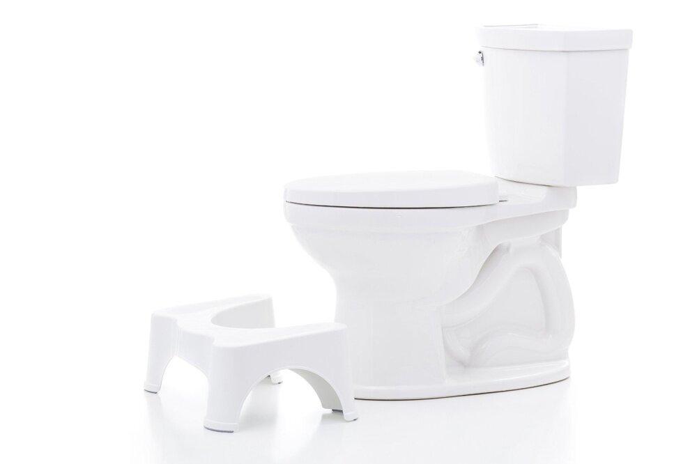 1 X Bathroom Toilet Stool