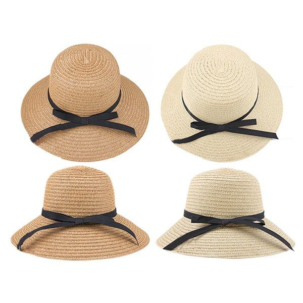 b3638aa4815 Ladies Bohemia Beach Sun Hat (Beige)
