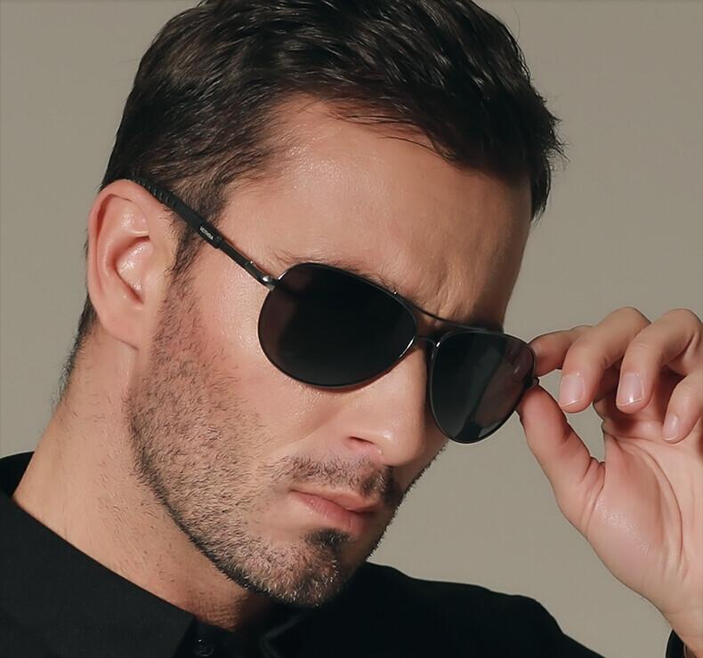 8de37d3e6f Veithdia VEITHDIA 3088 Polarized Men Sunglasses top Brand Driving ...