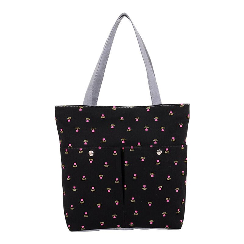 ybc fashion canvas cute tote bags school bag for girls