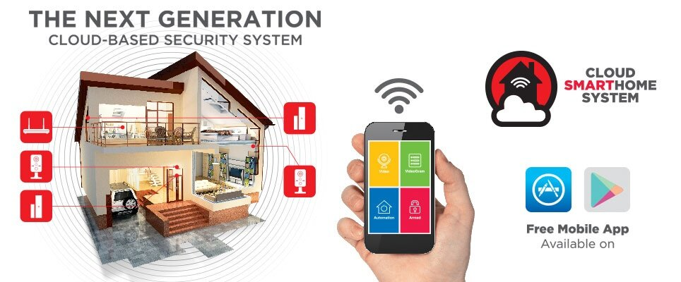 sharp cloud smart home system ylsu100m lazada malaysia. Black Bedroom Furniture Sets. Home Design Ideas