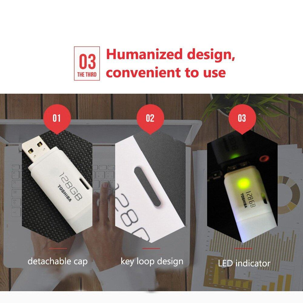 Toshiba 32gb Usb 20 Transmemory Hayabusa Flash Drive White Disk 16gb Original For Quick And Easy Transfers Of Music Video More Its Practical Design Fashionable Appearance Make It Perfect Daily Use