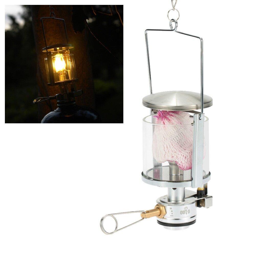100 outdoor gas light 100pcs camping gas lantern mantles li