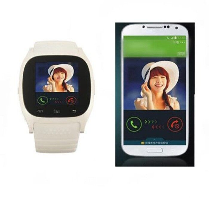 Waterproof Smart Watch M26 Woman Men Bluetooth Smartwatch ...