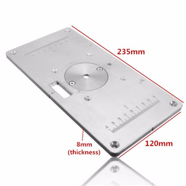 Aluminum router table insert plate end 1032018 1115 pm image greentooth Image collections