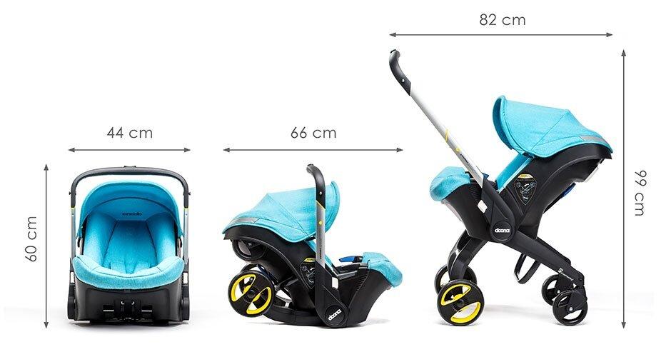 Doona Car Seat Stroller Storm Lazada Malaysia