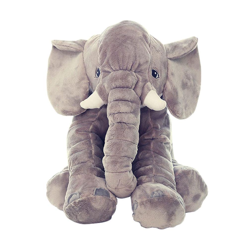 Niceeshop Large Baby Kids Toddler Stuffed Elephant Plush