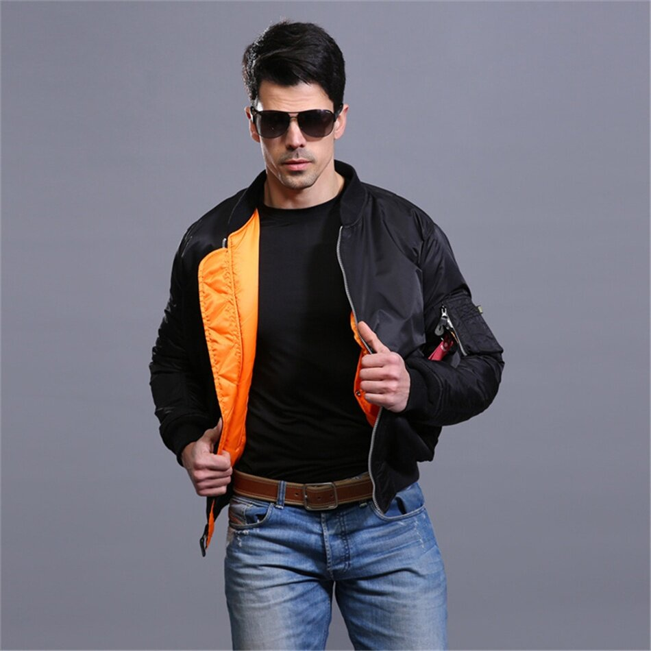 Mens jacket lazada - Image