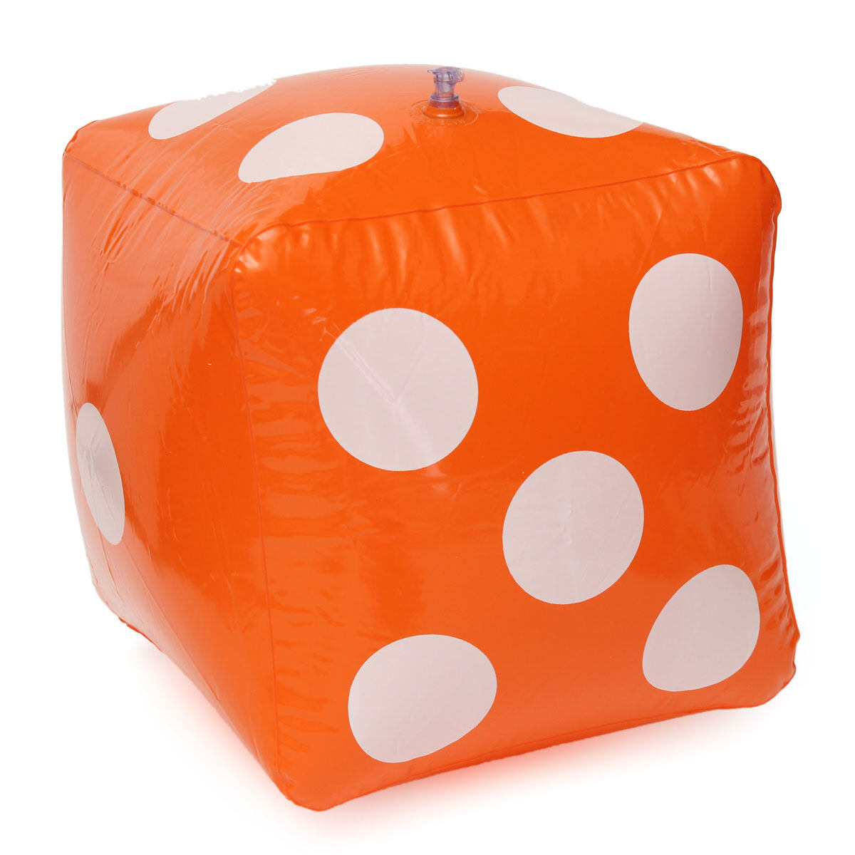 30*30cm Giant Inflatable Air Number Dice Outdoor Beach Toy ...