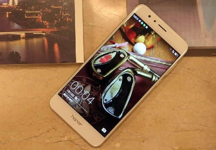 huawei honor 8 64gb ram 4gb blue comment
