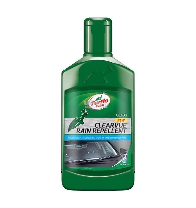 Turtle Wax ClearVue Rain Repellent GLASS