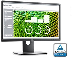 Dell P2317H Monitor - Enhanced viewing experience
