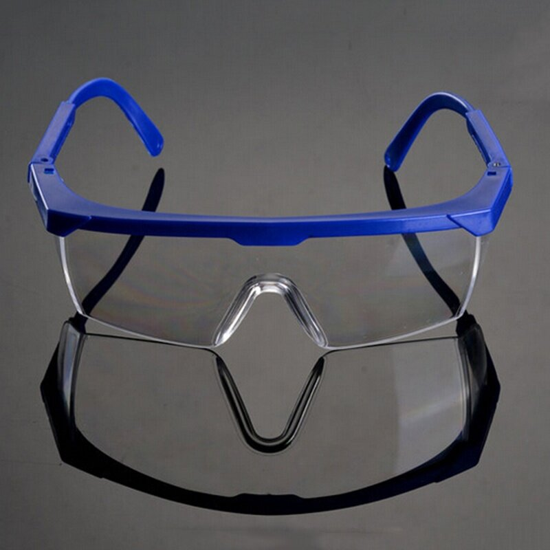 Jetting Buy New Safety Eye Protection Clear Lens Goggles GlassesFrom Lab Dust Paint Lab Blue berada di Tools, ...