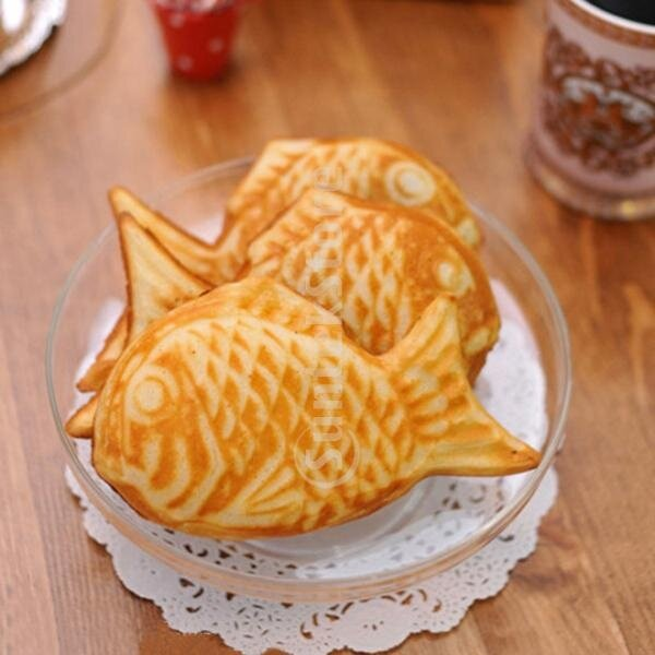 Fish Shaped Cake Mould