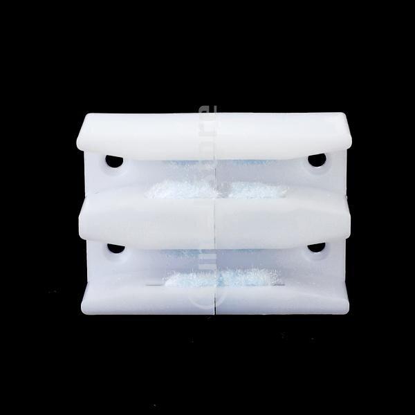 1-4/5 inch Wide Sliding Shower Door Bottom Guide | Lazada Malaysia