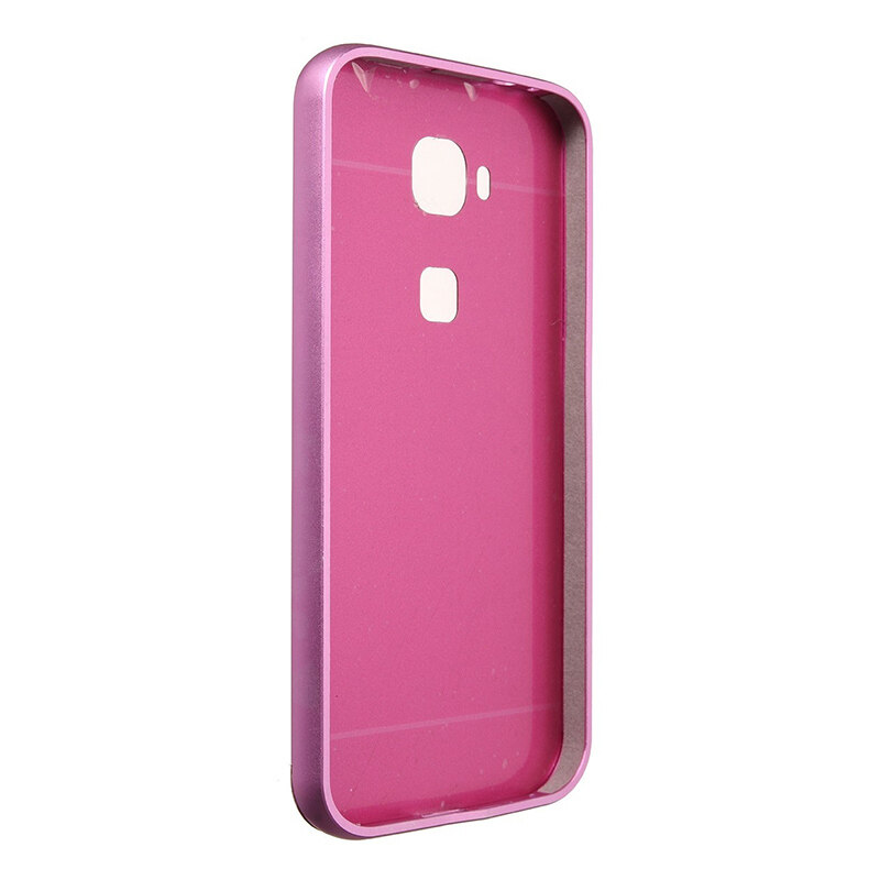 Ybc Ultra Slim Metal Frame Back Cover Case For Huawei G8gx8g7 Plus ... - PHP 360. Source · image