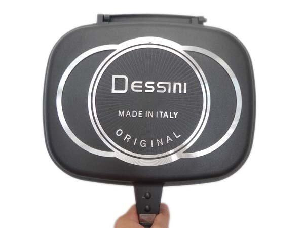 Dessini Double Sided Pan 36 Cm Buy Sell Online Pots