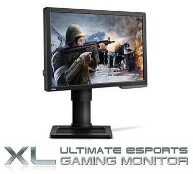 BenQ XL2411Z LED XL Gaming Monitor