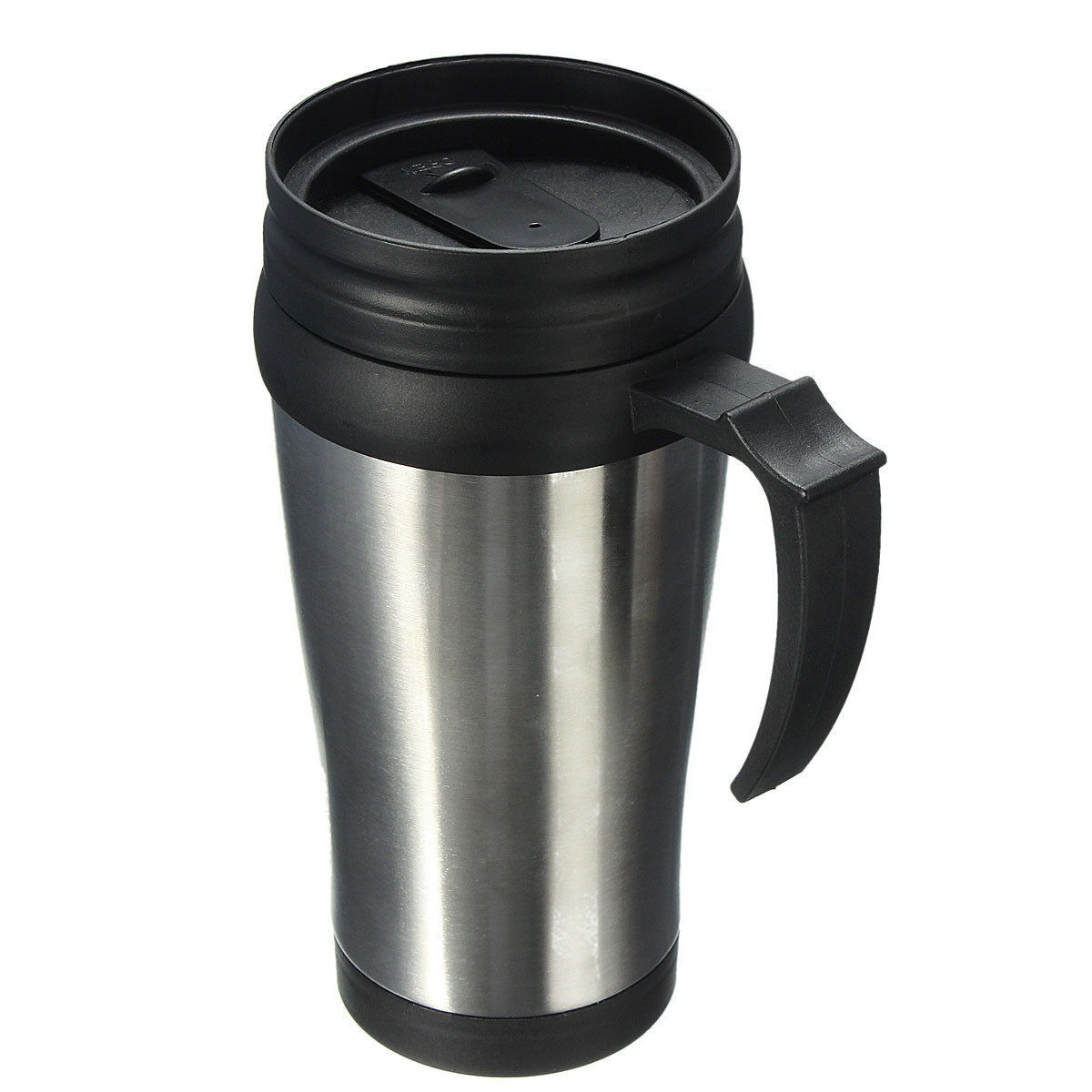 16 oz portable stainless steel insulated travel car coffee tea mug cup thermos lazada malaysia. Black Bedroom Furniture Sets. Home Design Ideas