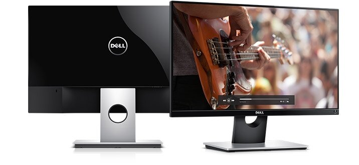 Dell 23 Monitor - S2316H - Clean, sleek design