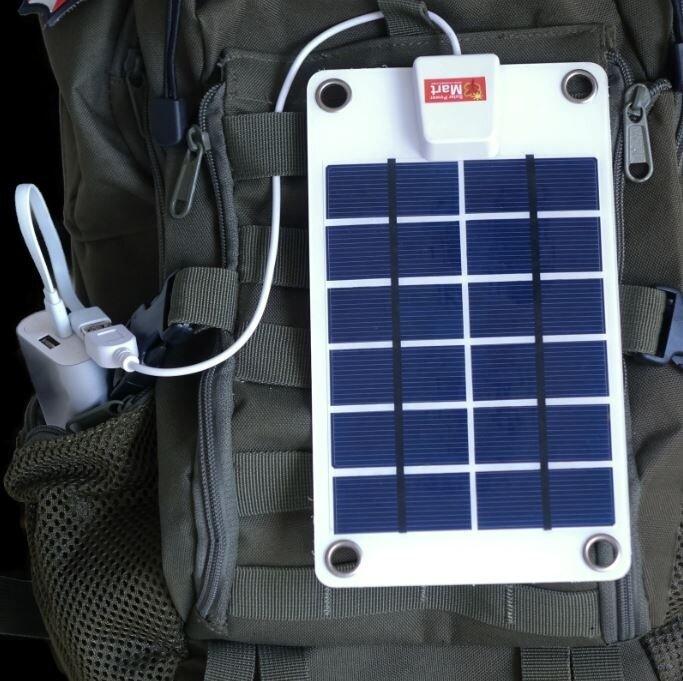 3W Flexi USB Solar Charger | Lazada Malaysia