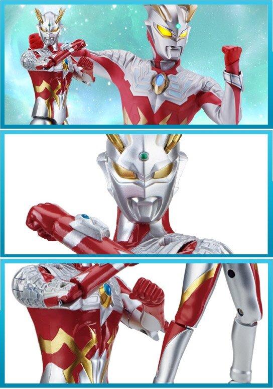Ultraman Zero New Form Tmall Ultraman Zero St...