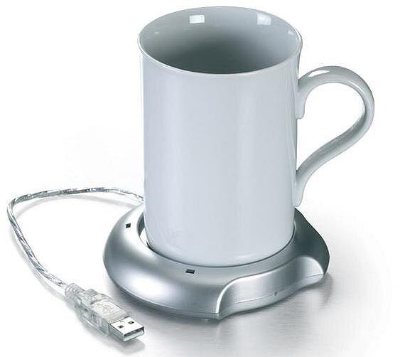 Usb Cup And Mug Warmer Heater Pad Lazada