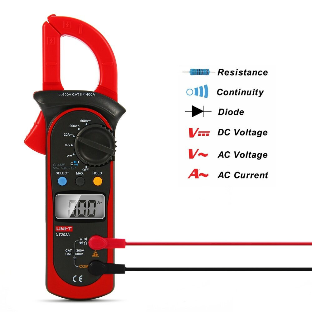 How To Measure The Amps Of An Electrical Circuit With A Multimeter