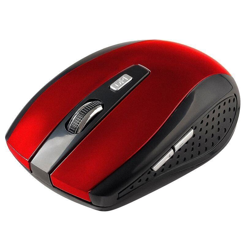 YBC 2.4GHz Wireless Optical Mouse With USB Receiver for PC
