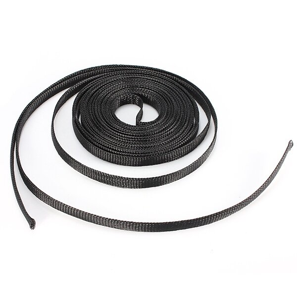 Braided Sleeving Sleeve Cable Wire E (end 10/4/2018 9:15 AM)