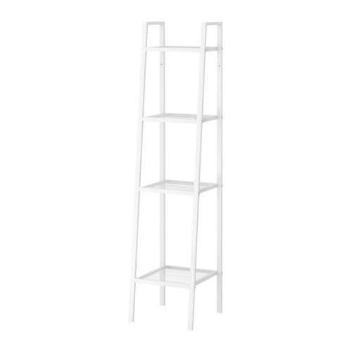 Ikea lerberg weiß  IKEA LERBERG Open Shelf unit/ Book Shelf/Bathroom Shelf , 35x148 ...