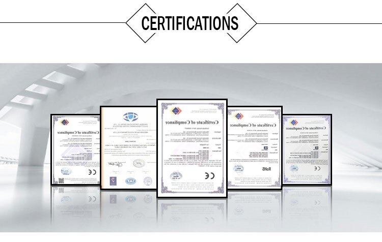 car charger certificate