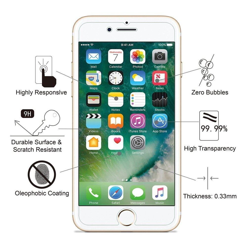 Oppo F1s Ultra Clear Tempered Glass Screen Protector