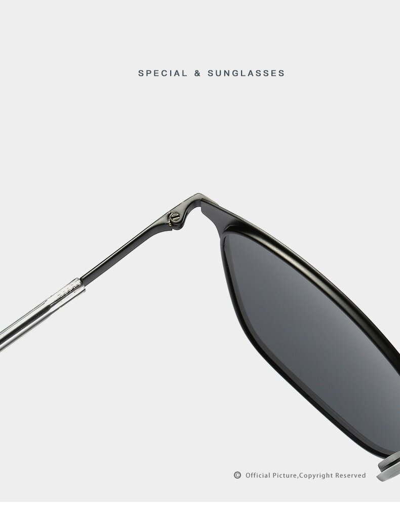 Anti-UV level : UV400 100% UV protection . Strength : Strong . Specifications : Men . Whether polarized : Is polarized glasses . Suitable places : Driving ...