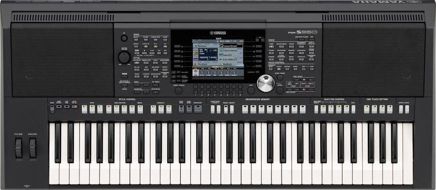 PSR-S950 Arranger Workstation Keyboard