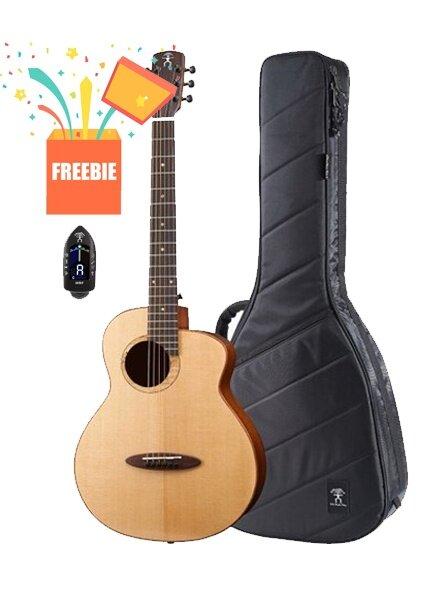 Anuenue M100EF Fly Bird Acoustic Guitar