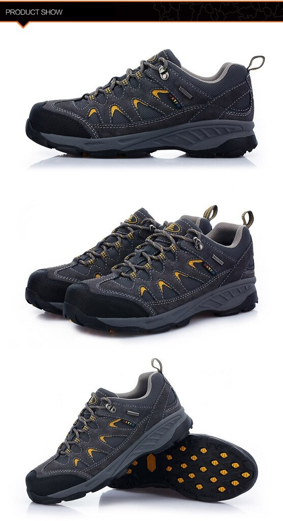 TFO Man Hiking Shoes Climbing Shoes Breathable Sport Mountain Hunting  Athletic Outdoor Waterproof Sneakers Men Shoes