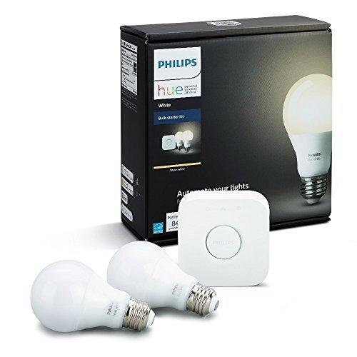 philips hue white smart bulb starter kit lazada. Black Bedroom Furniture Sets. Home Design Ideas