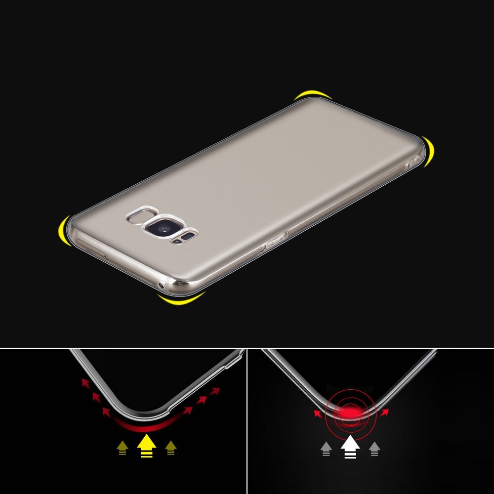 Jual Tpu Ponsel Pelindung Case Untuk Samsung Galaxy S8 Cover 58 Lenovo A369i Dual On Sim 4 Gb Hitam This Phone Is Made Of High Quality Material Lightweight Durable And Stylish Its Easy To Install Tear Down Anti Dirt Scratch