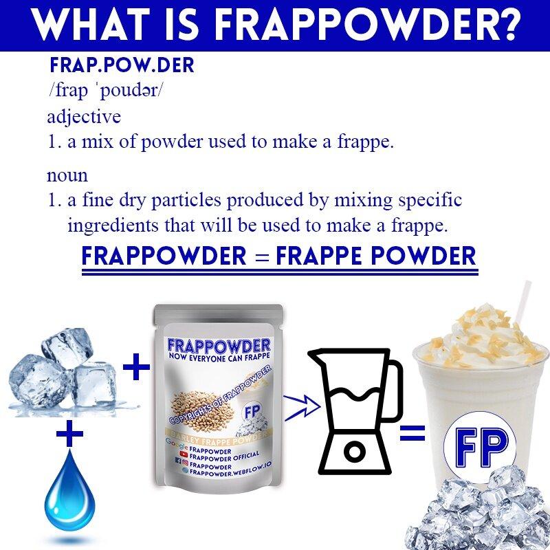 #4 What is Frappowder (800px x 800px) Barley Blue
